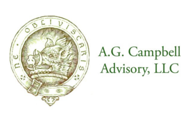 A.G. Campbell Advisory, LLC is Fully Operational